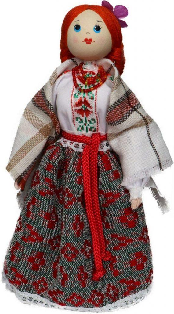 Кукла сувенирная «Марья» рис. 043-17