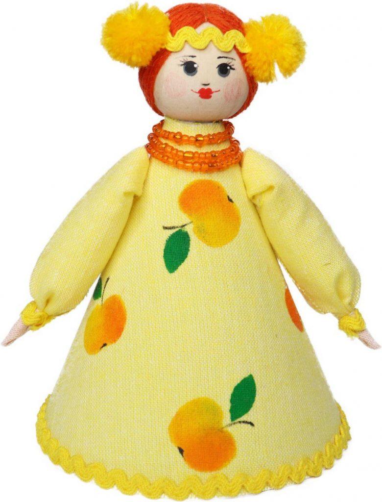 Кукла сувенирная «Осень» мод.057-17, РБ