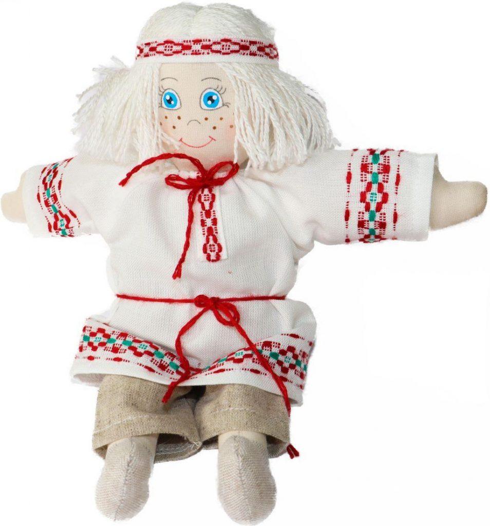 Кукла дек сув. 1023-18 с1    «ЯНКА», РБ