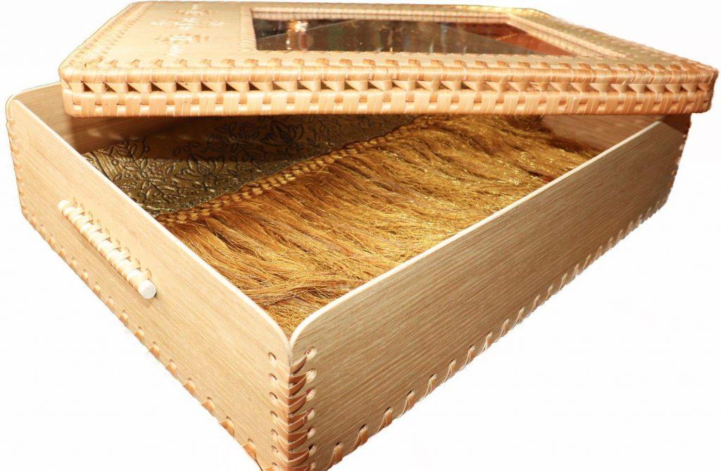 Пояс тканый сувенирный рис.1155-18, РБ