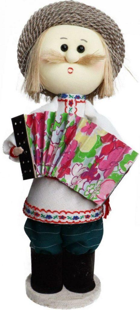 Кукла сувенирная «Янка» мод. 003-18