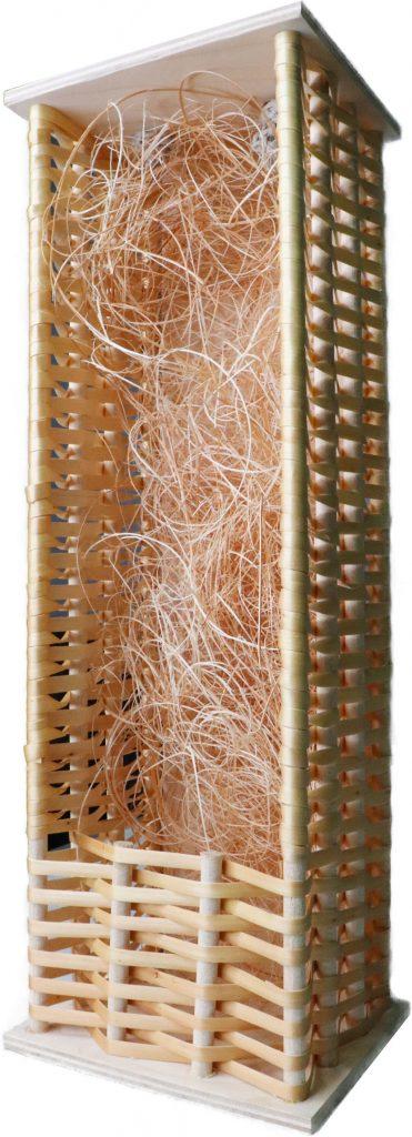 Сувенирная упаковка для бутылки 16-796-16, РБ