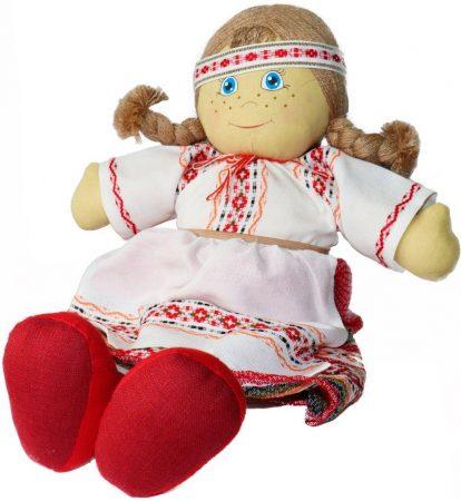 Сувенирная кукла «Варя» рис. 64-19
