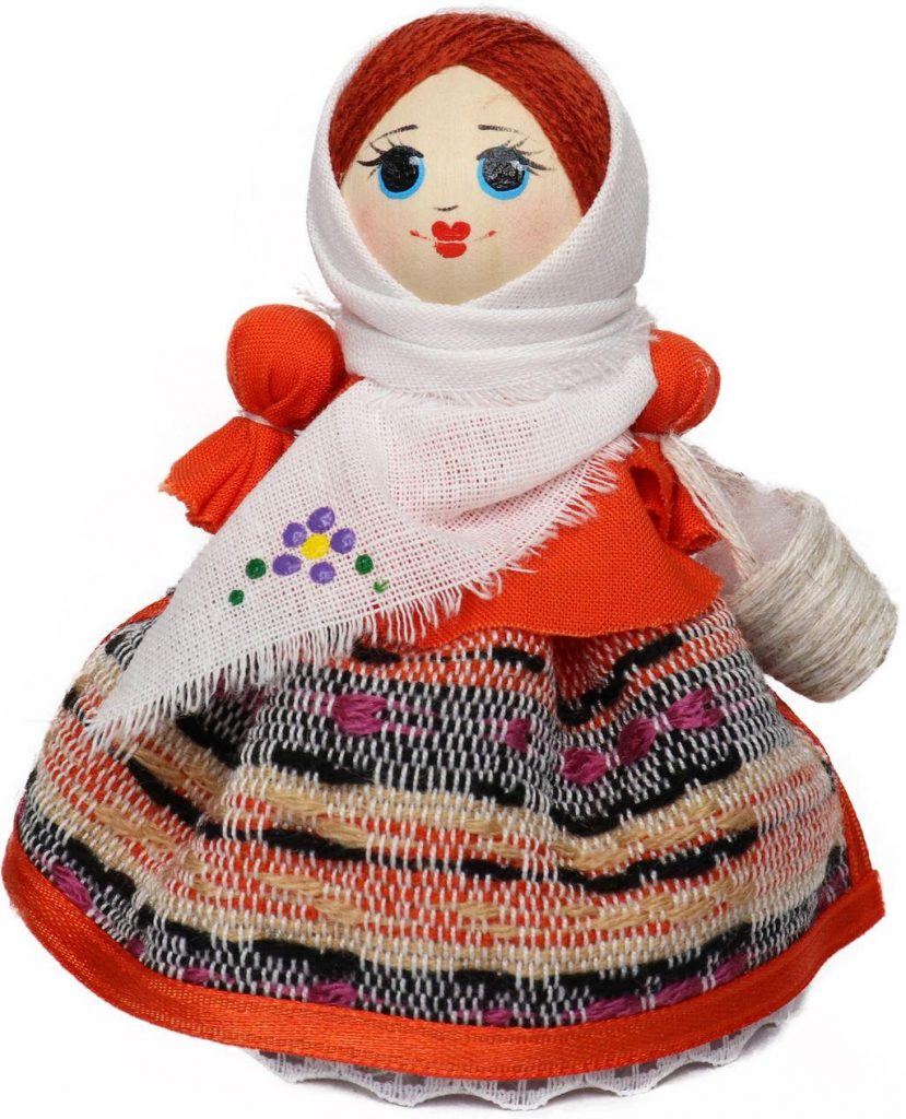 Кукла сувенирная мод. 097-19