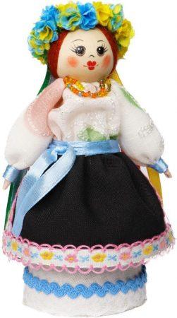 Кукла сувенирная мод,078-19,РБ