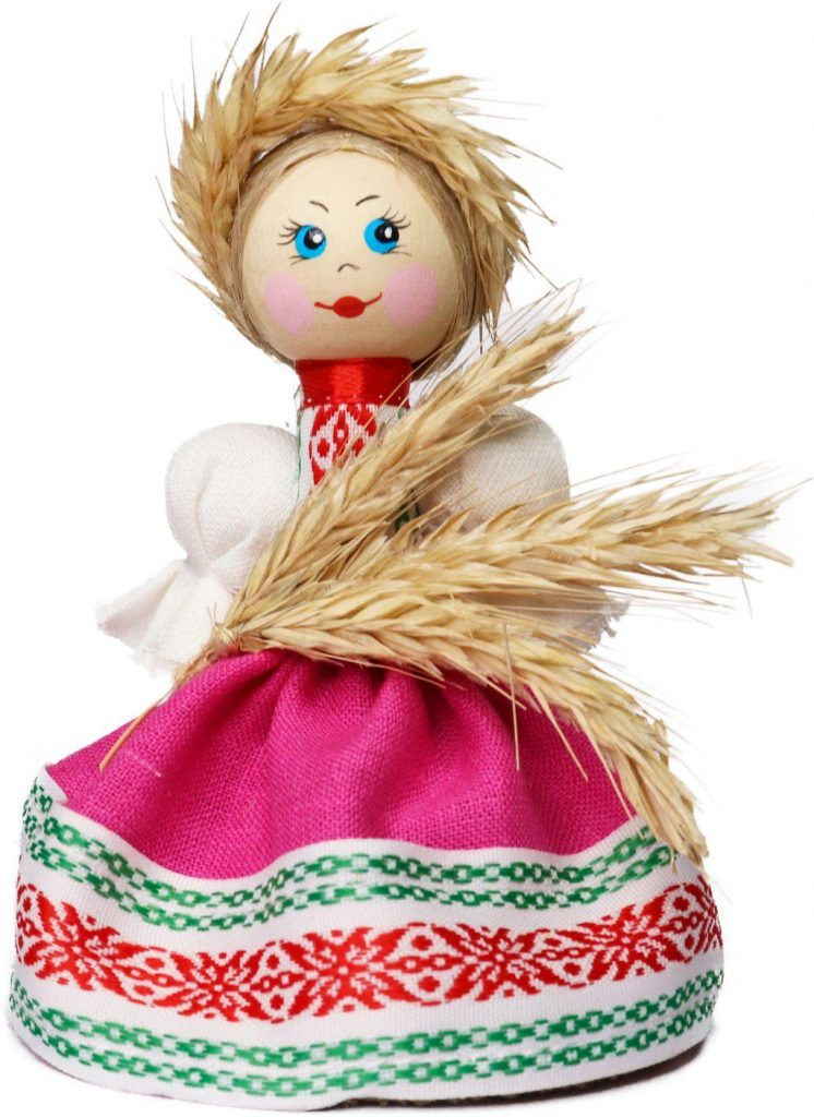 Кукла «Дажынкi» рис. 2317