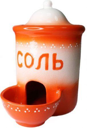 Емкость для соли рис. 3304-19 (0,9л)