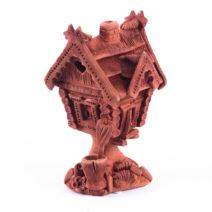 Скульптура «Избушка» сувенир