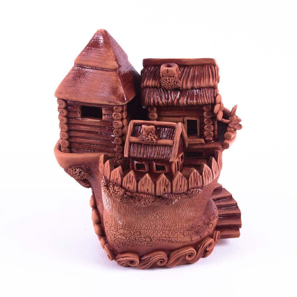 Подсвечник «Старый город» сувенир