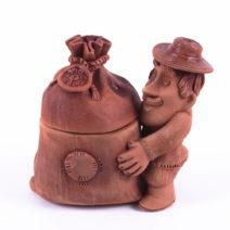 Скульптура «Мое добро» сувенир