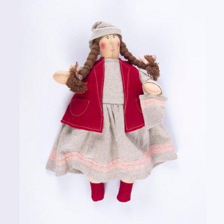 Кукла сувенирная декоративная «Гаспадыня»