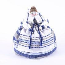 Кукла сувенирная декоративная