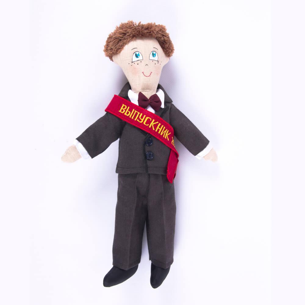 Кукла сувенирная декоративная «Дениска»