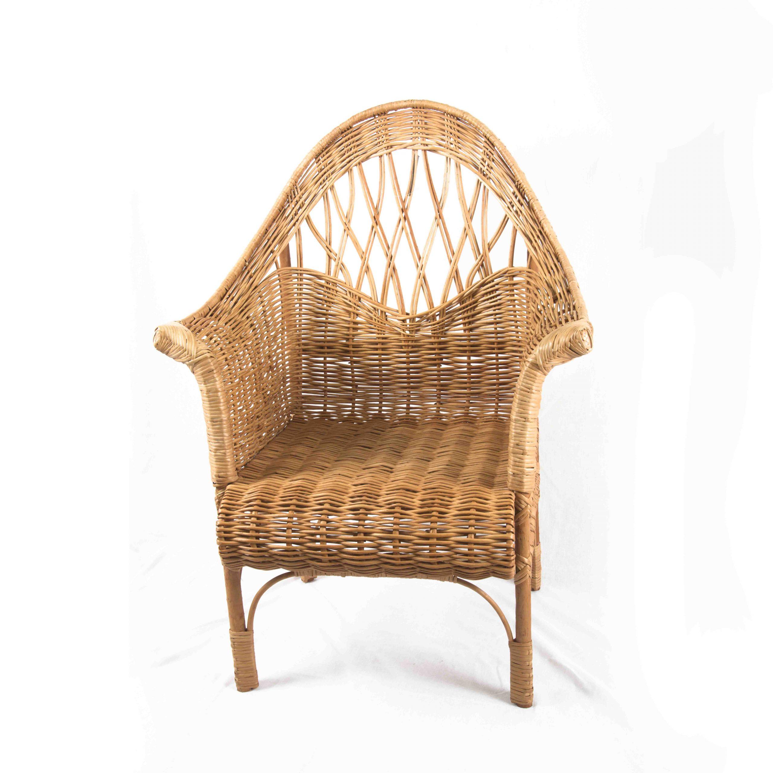 Кресло ( плотного плетения )