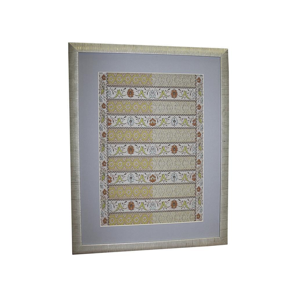 Панно тканое сувенирное декоративное