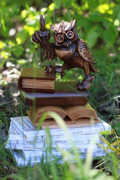 Сувенир «Мудрая сова»