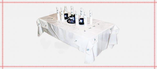 Белье столовое