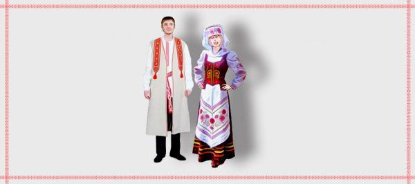 Одежда и вышиванки