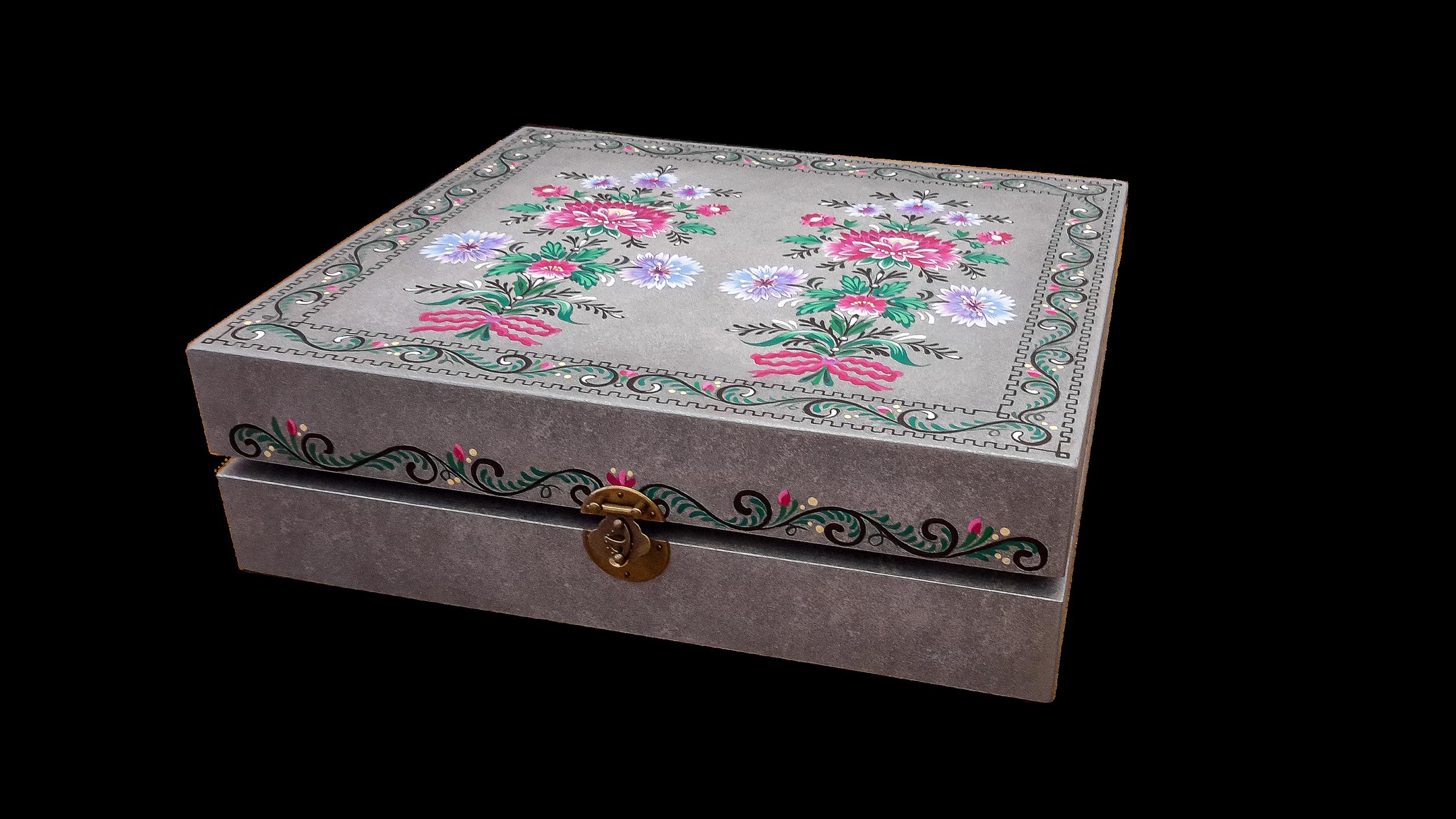Комплект столового белья в подарочной упаковке