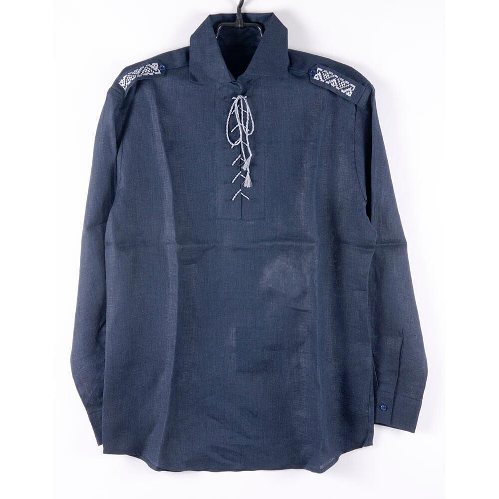 Сорочка мужская с вышивкой рис. 376-15