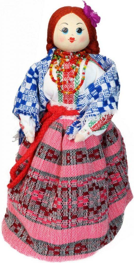 Кукла сувенирная «Марья» 043-17, Закл.№7 от 16.08.17