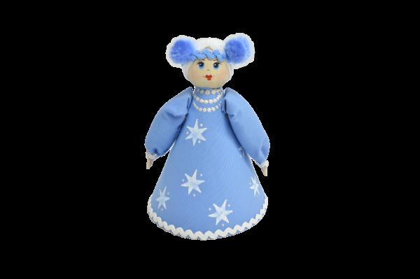 Кукла сувенирная «Зима» мод. 058-17