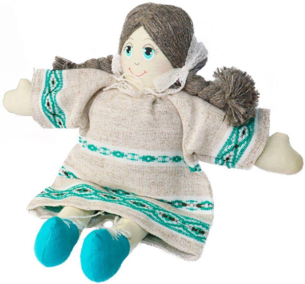 Сувенир кукла «Василиса» рис. 914-18