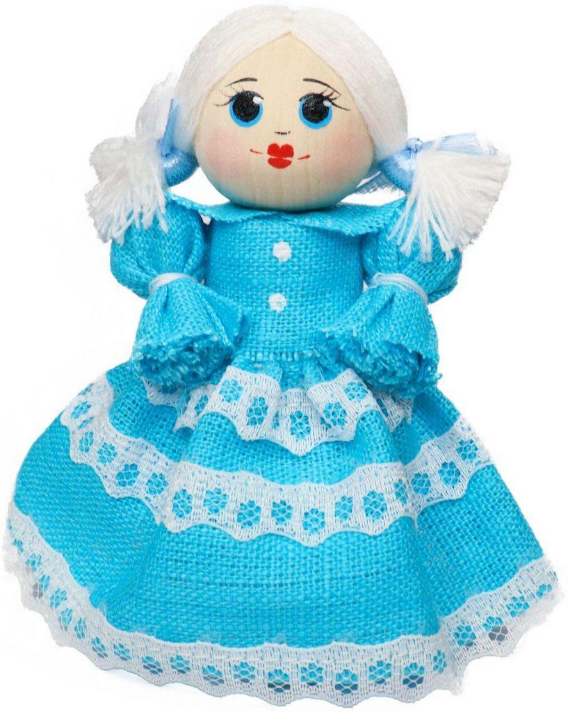 Кукла сувенирная «Василинка» 019-18, РБ