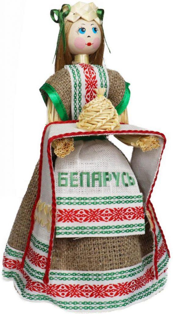 Кукла Беларусь рис. 2297
