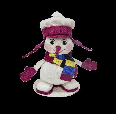 Сувенир «Снеговичок» рис. 143-20