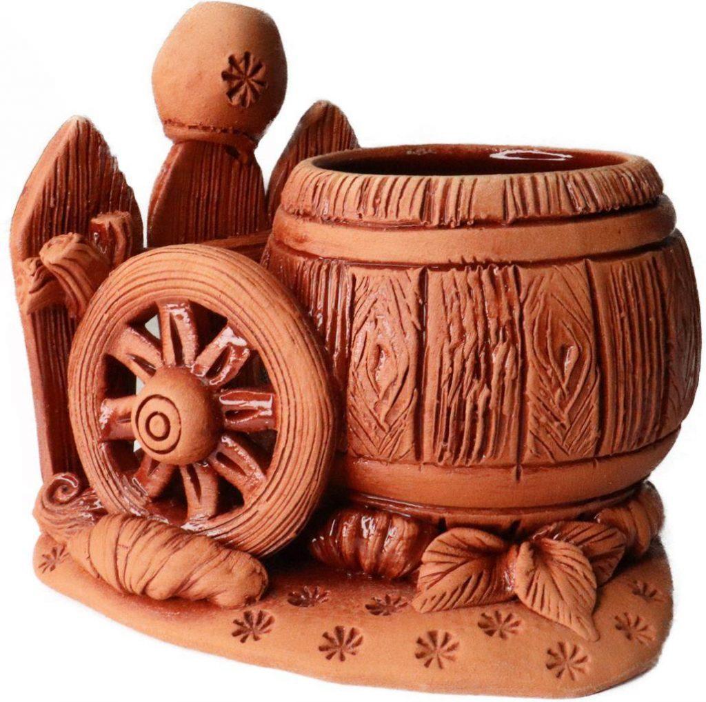 Скульптура «Мой родны кут» рис. 237-17