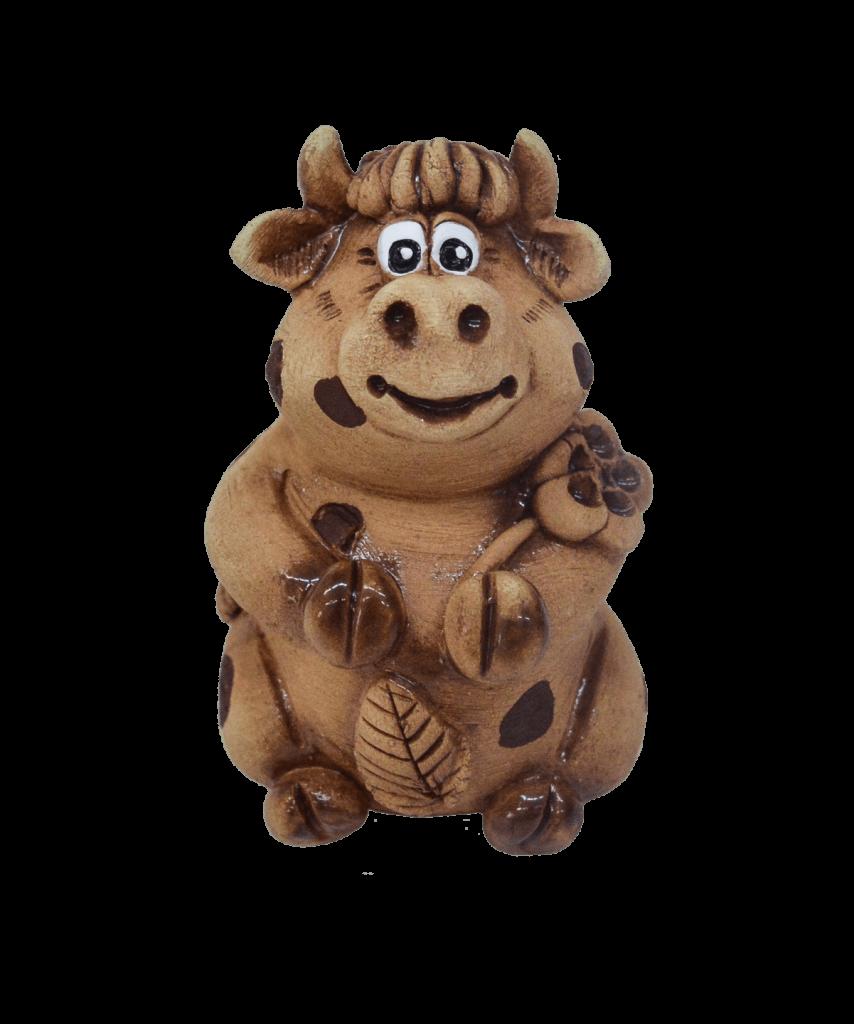 Сувенир керамический «Животный мир» рис. 1227-18