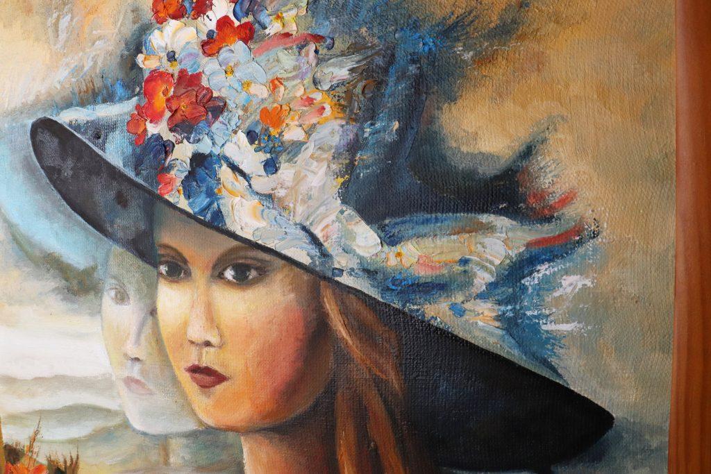 Картина сувенирная рис. 216-125