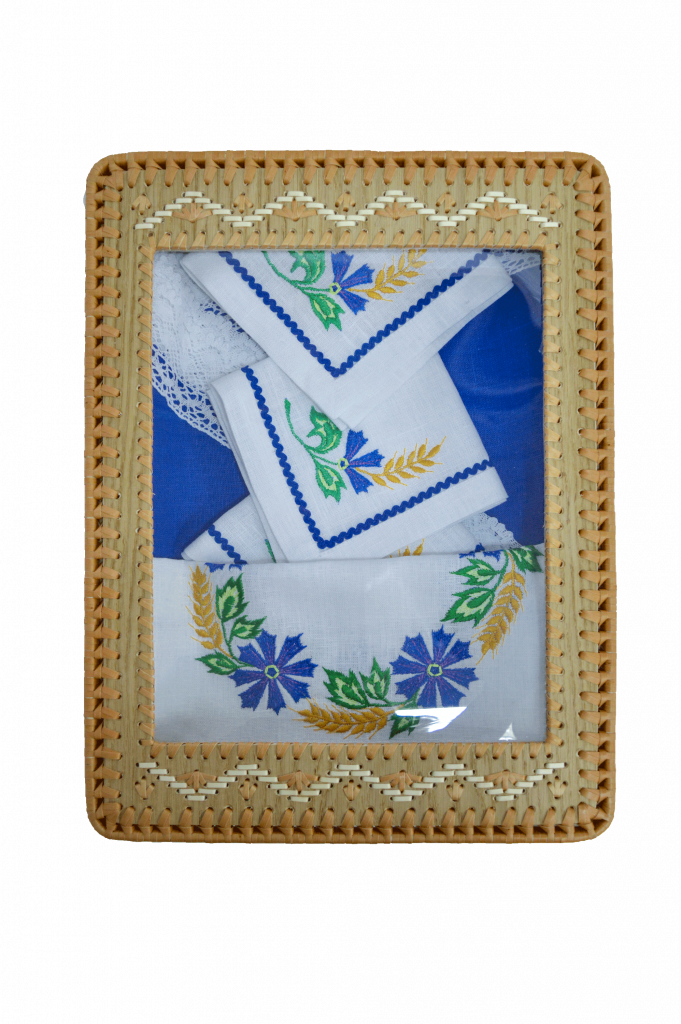 Комплект столовый рис. 108-18