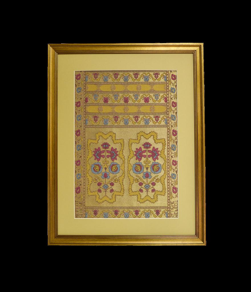 Панно тканое сувенирное рис.565-18,РБ